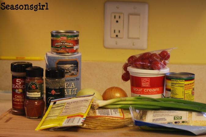 Basic Ingredients