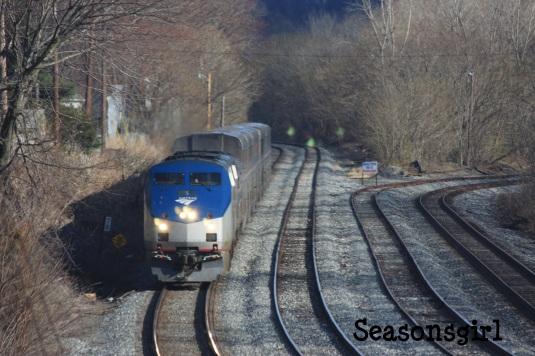 Train tacks