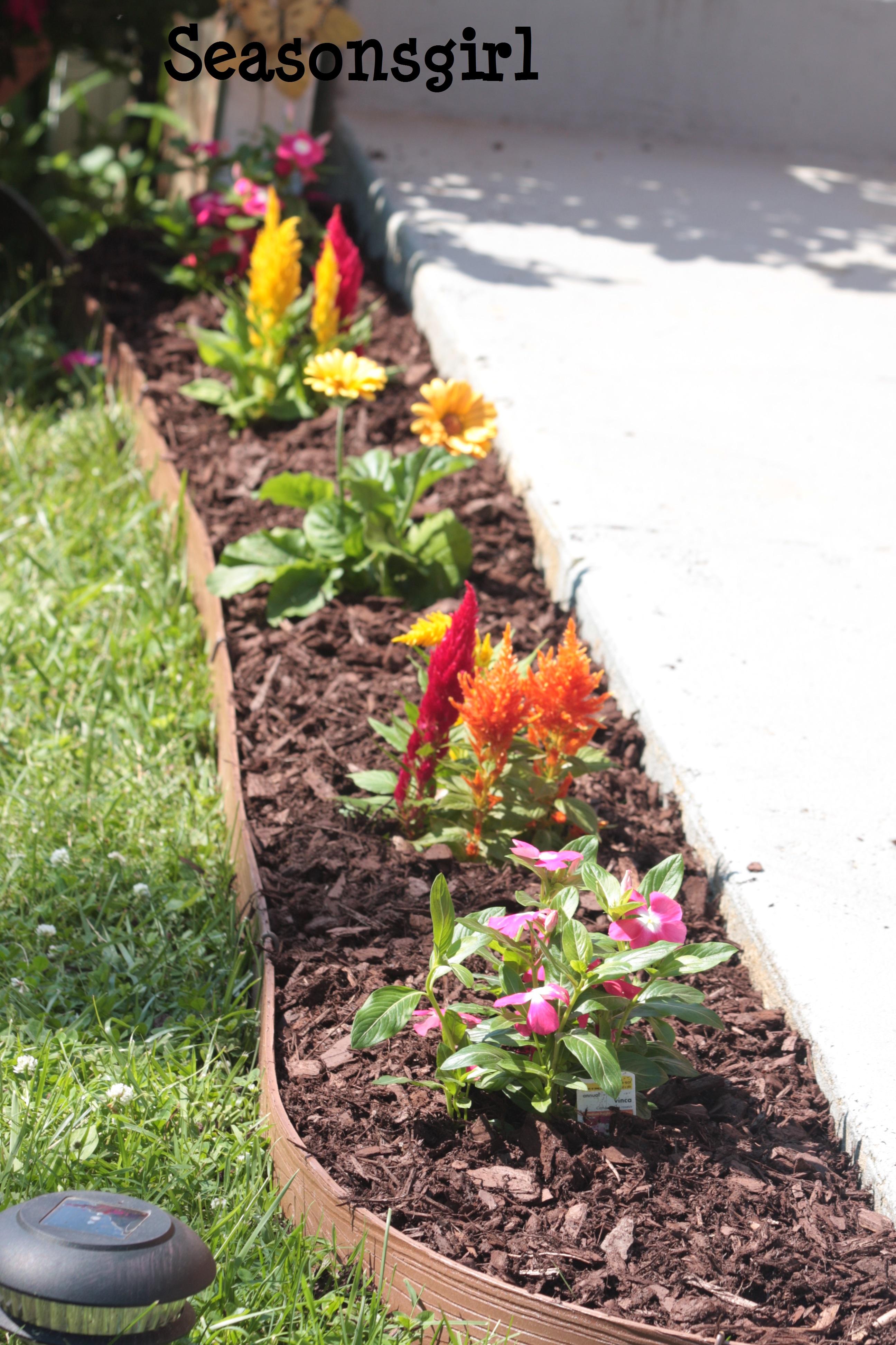 Flower Garden Seasonsgirl