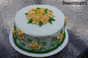 Dafodill Cake