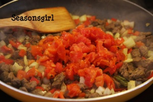 Recipe tomatoes