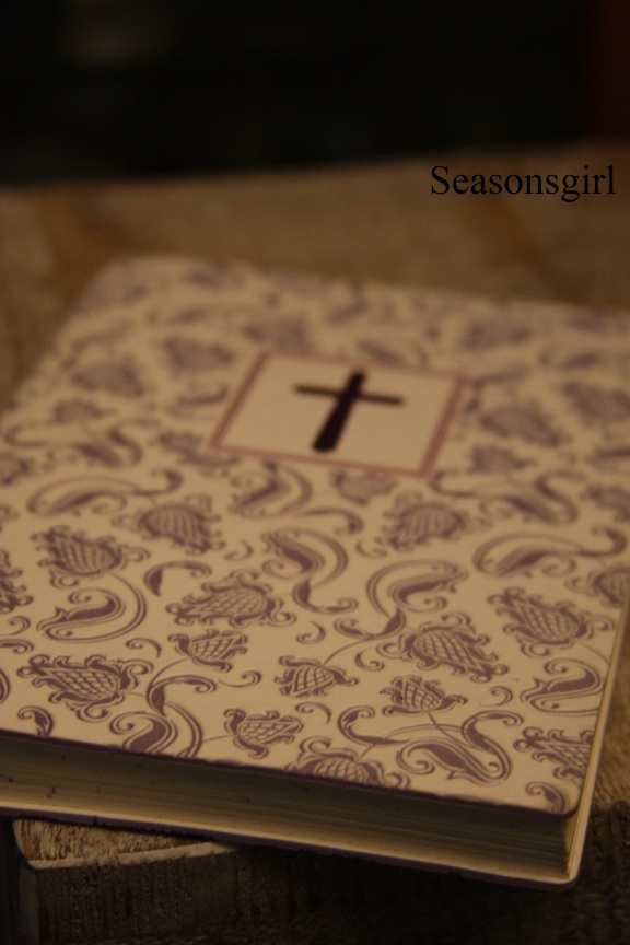 cross book