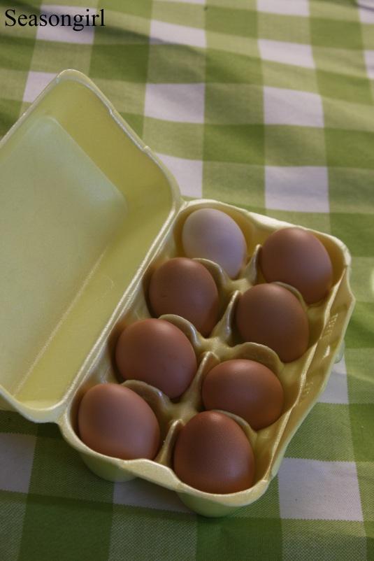 small eggs